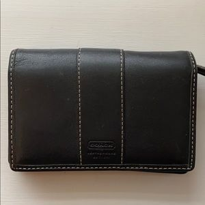 Coach wallet very good condition!